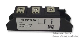 IXYS SEMICONDUCTOR MDD56-12N1B